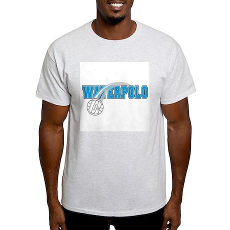 WATER POLO! Ash Grey T-Shirt