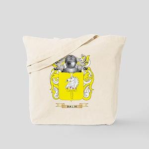 Balik Coat of Arms Tote Bag