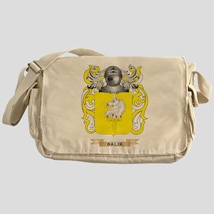 Balik Coat of Arms Messenger Bag