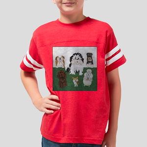 LucyandtheStreetSniffers_GV_1 Youth Football Shirt