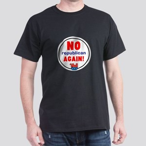 no republican, GOP again T-Shirt