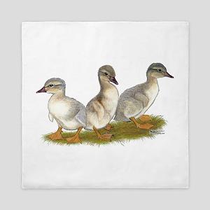 Saxony Ducklings Queen Duvet
