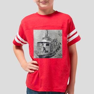 3-Swift Boat Youth Football Shirt