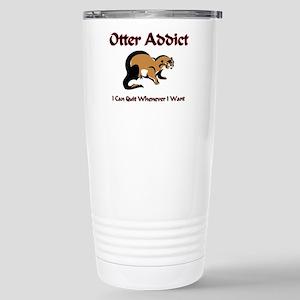 Otter Addict Mugs