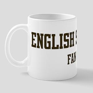 English Shepherd Fan Club Mug