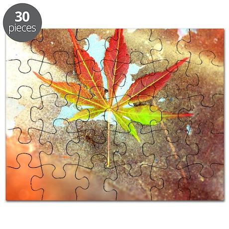Leaf Puzzle