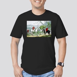 Fox chase - Throwing off - 1846 T-Shirt
