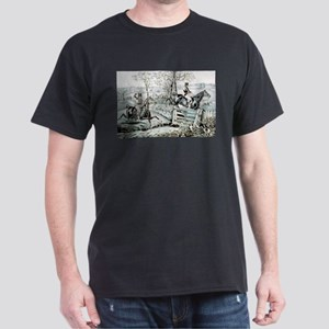 Fox chase - In full cry - 1846 T-Shirt