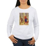 Tarrant's Red Riding Hood Women's Long Sleeve T-S