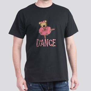 BALLERINA BEAR Dark T-Shirt