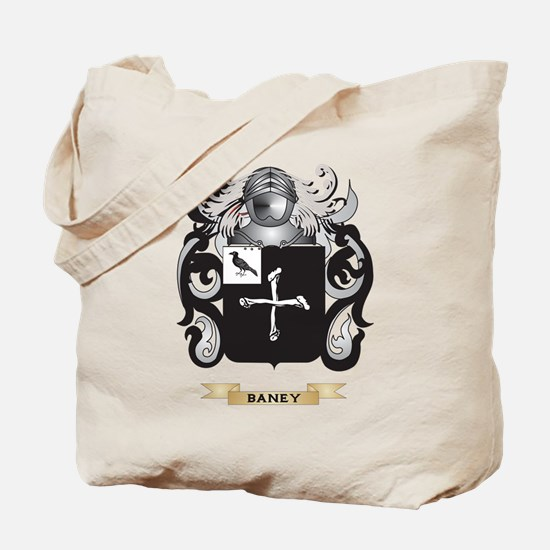 Baney Coat of Arms Tote Bag