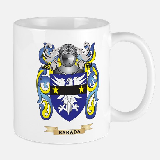 Barada Coat of Arms Mug