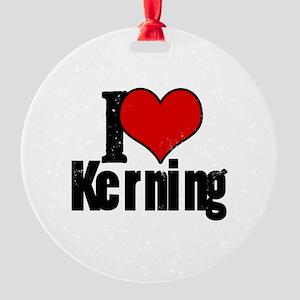 Kerning Ornament