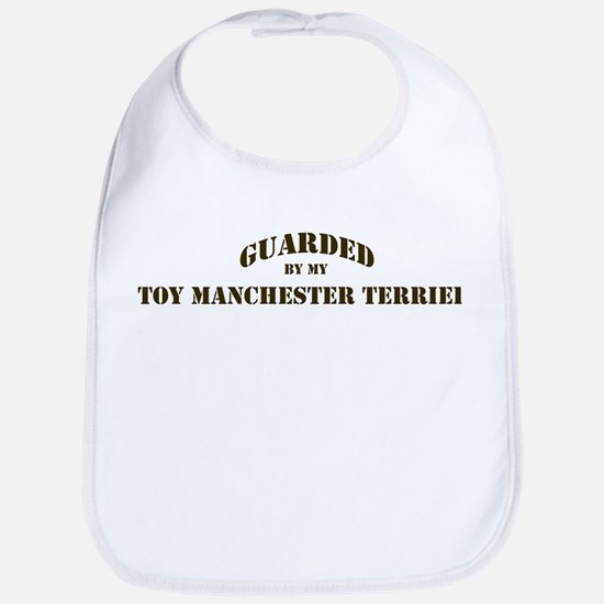 Toy Manchester Terrier: Guard Bib