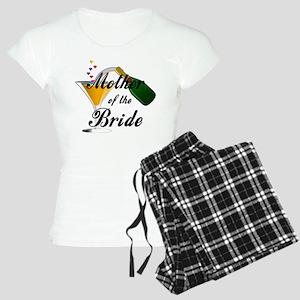 mother of bride black.png Pajamas