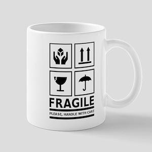 Fragile Please Handle With Care Mug
