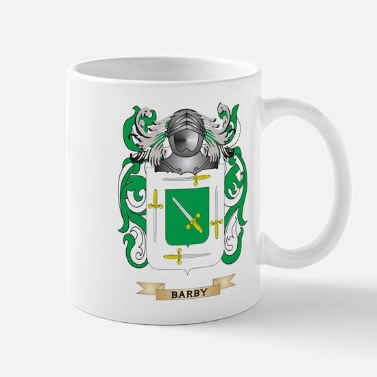 Barby Coat of Arms Mug