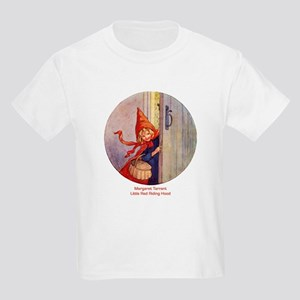 Tarrant's Red Riding Hood Kids T-Shirt