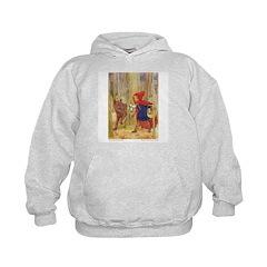 Tarrant's Red Riding Hood Hoodie