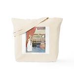 Tarrant's Princess & Pea Tote Bag