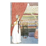 Tarrant's Princess & Pea Postcards (Package of 8)
