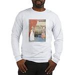 Tarrant's Princess & Pea Long Sleeve T-Shirt