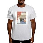 Tarrant's Princess & Pea Ash Grey T-Shirt