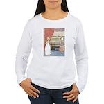 Tarrant's Princess & Pea Women's Long Sleeve T-Shi
