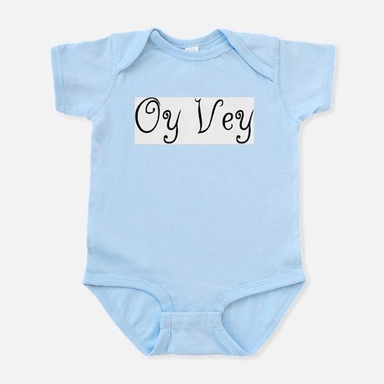 Oy Vey Infant Bodysuit