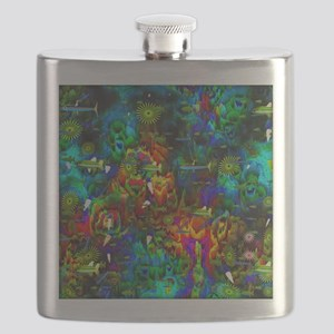 Coral Reef Flask