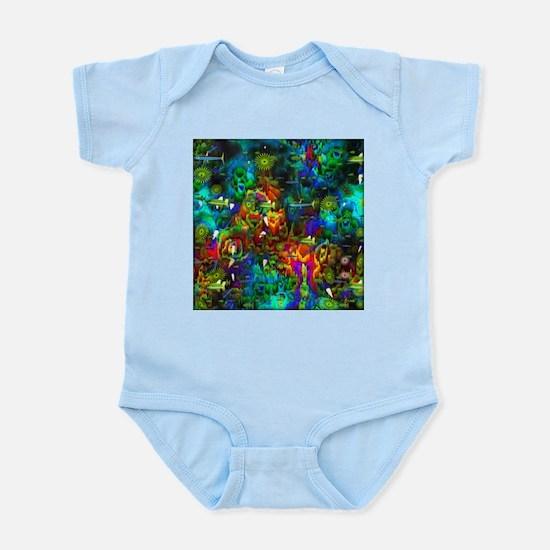 Coral Reef Infant Bodysuit