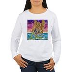 Dragon Battle Women's Long Sleeve T-Shirt