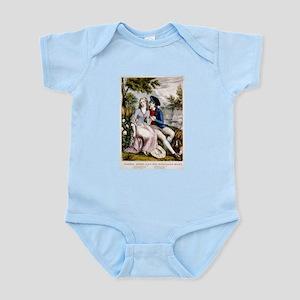 Robert Burns and his highland Mary - 1846 Infant B