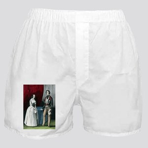 Son and daughter of temperance - 1850 Boxer Shorts