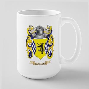 Barnard Coat of Arms Mug