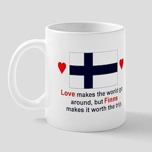 Love Finns Mug
