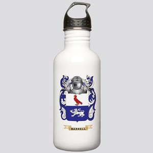 Barrell Coat of Arms Water Bottle