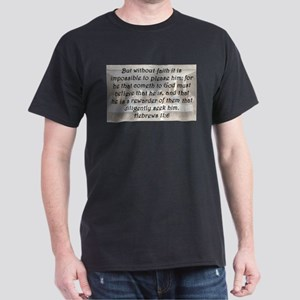 Hebrews 11:6 T-Shirt