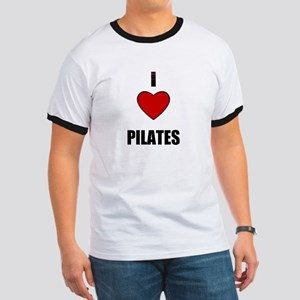I LOVE PILATES Ringer T