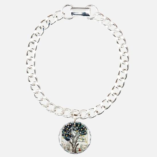 The tree of intemperance - 1849 Charm Bracelet, On