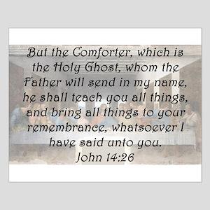 John 14:26 Posters