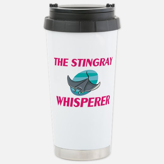 The Stingray Whisperer Mugs