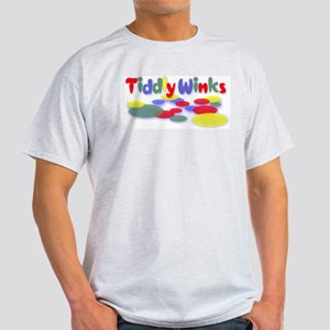 Tiddly Winks Ash Grey T-Shirt