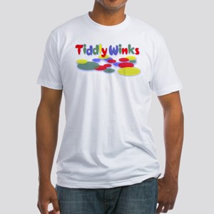 Tiddly Winks Fitted T-Shirt