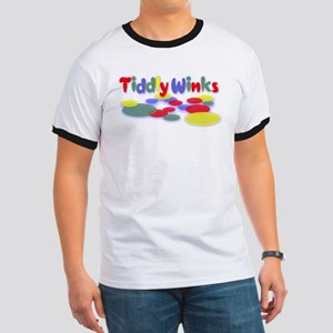Tiddly Winks Ringer T
