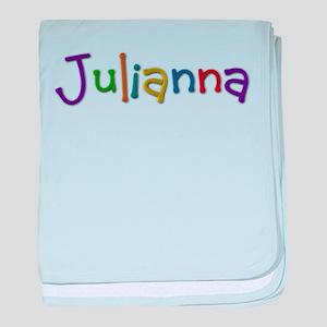 Julianna Play Clay baby blanket