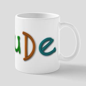 Jude Play Clay Mug