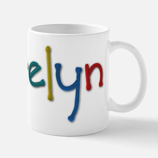 Joselyn Play Clay Mug