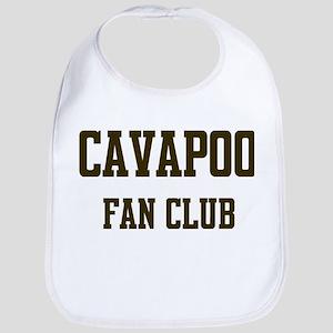 Cavapoo Fan Club Bib