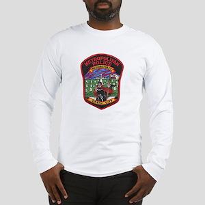 Death City Police Long Sleeve T-Shirt